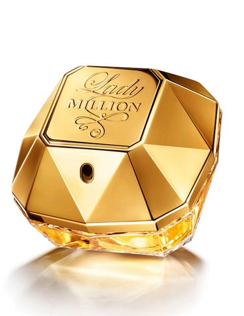 Fragancia Para Dama Paco Rabanne Lady Million 80 Ml Eau De Parfum