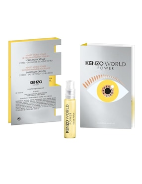 Postal Kenzo World Power con muestra 1 ml