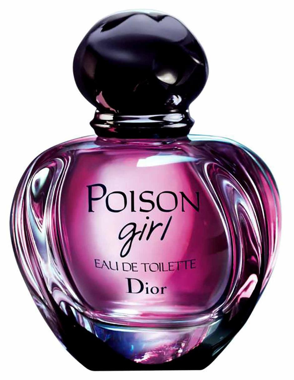 Fragancia para dama Dior Poison Girl 100 ml Eau de Toilette