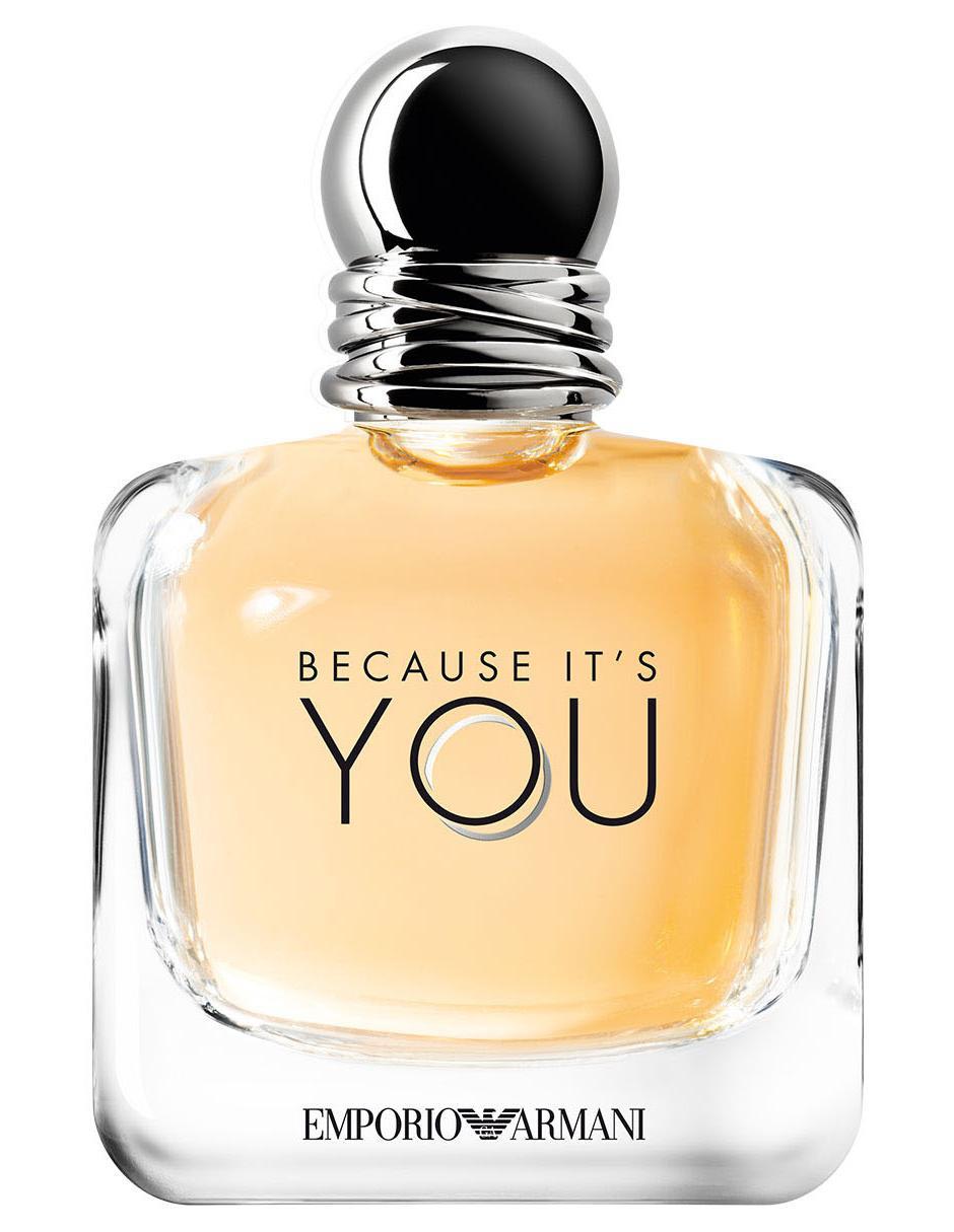 0e8a0fb29d202 Fragancia para dama Emporio Armani Because It s You 100 ml Eau de Parfum
