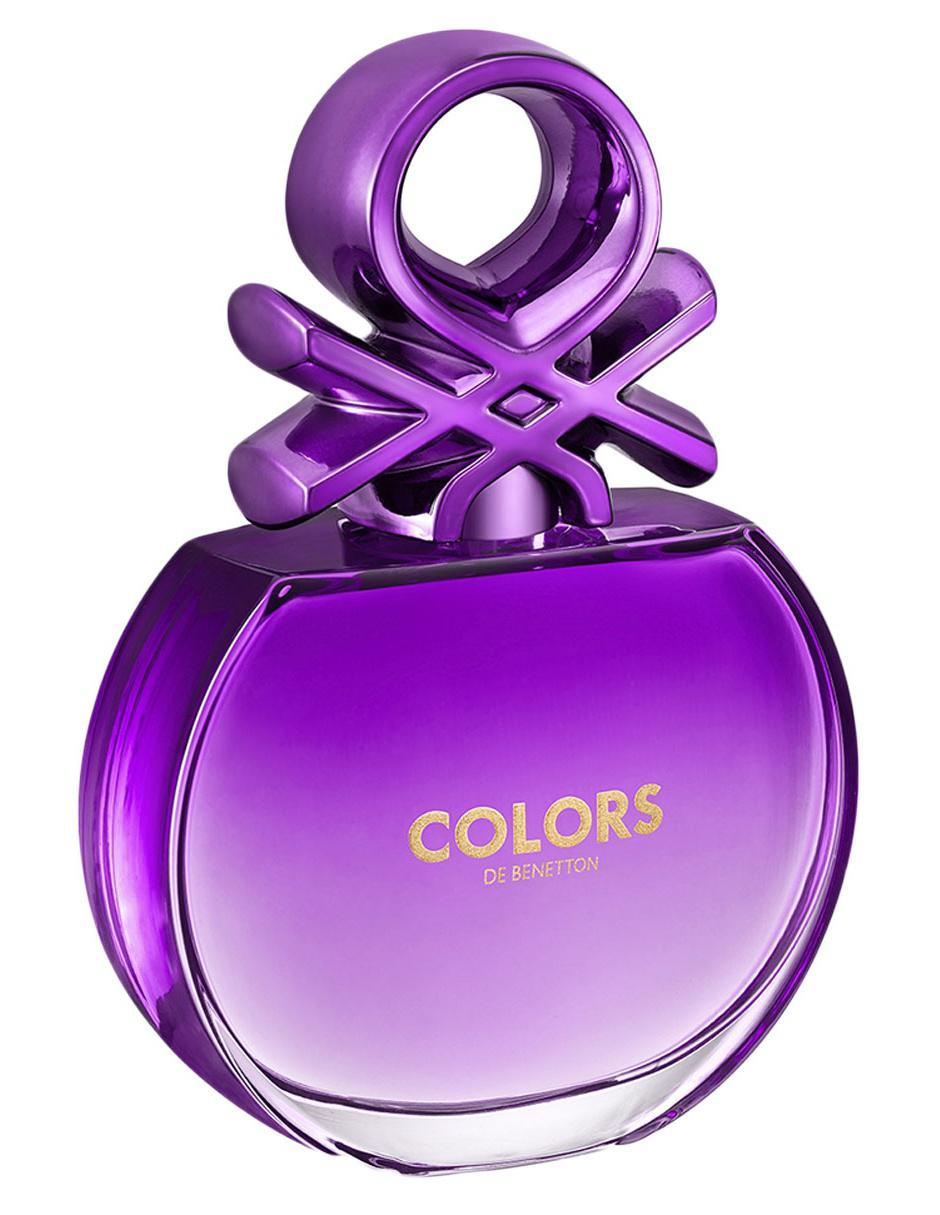 80 Eau Colors Ml Benetton Purple Fragancia De Toilette ikPXOZuT