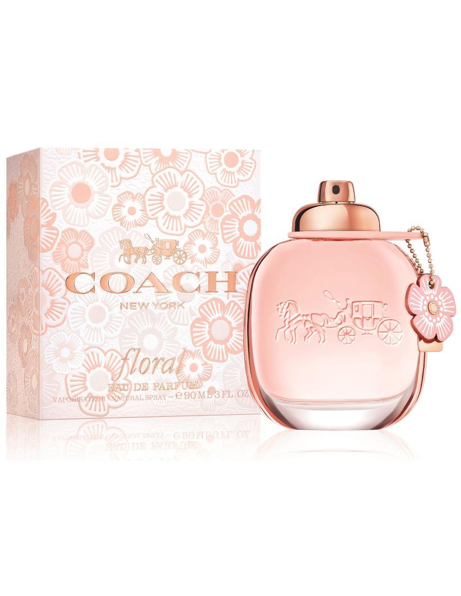 Para Coach Parfum Dama 100 De Floral Fragancia Eau Ml Qtdsrh