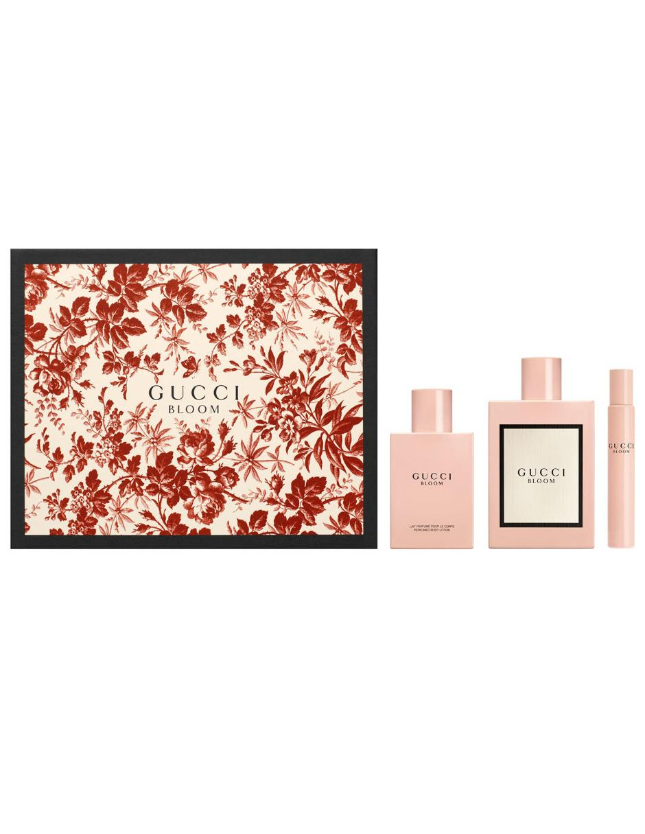b4016b68b8ce5 Set para dama Gucci Bloom