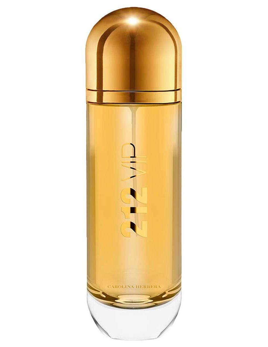 Fragancia Para Dama Carolina Herrera 212 Vip 125 Ml Eau De Parfum