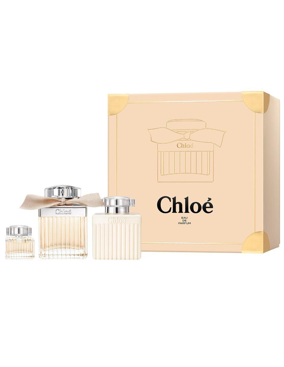 Set Para Dam Chloé Eau De Parfum En Liverpool