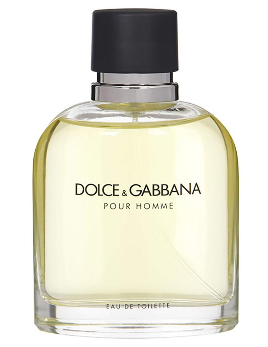Fragancia Para Caballero Dolce Gabbana Pour Homme Eau De Toilette En Liverpool