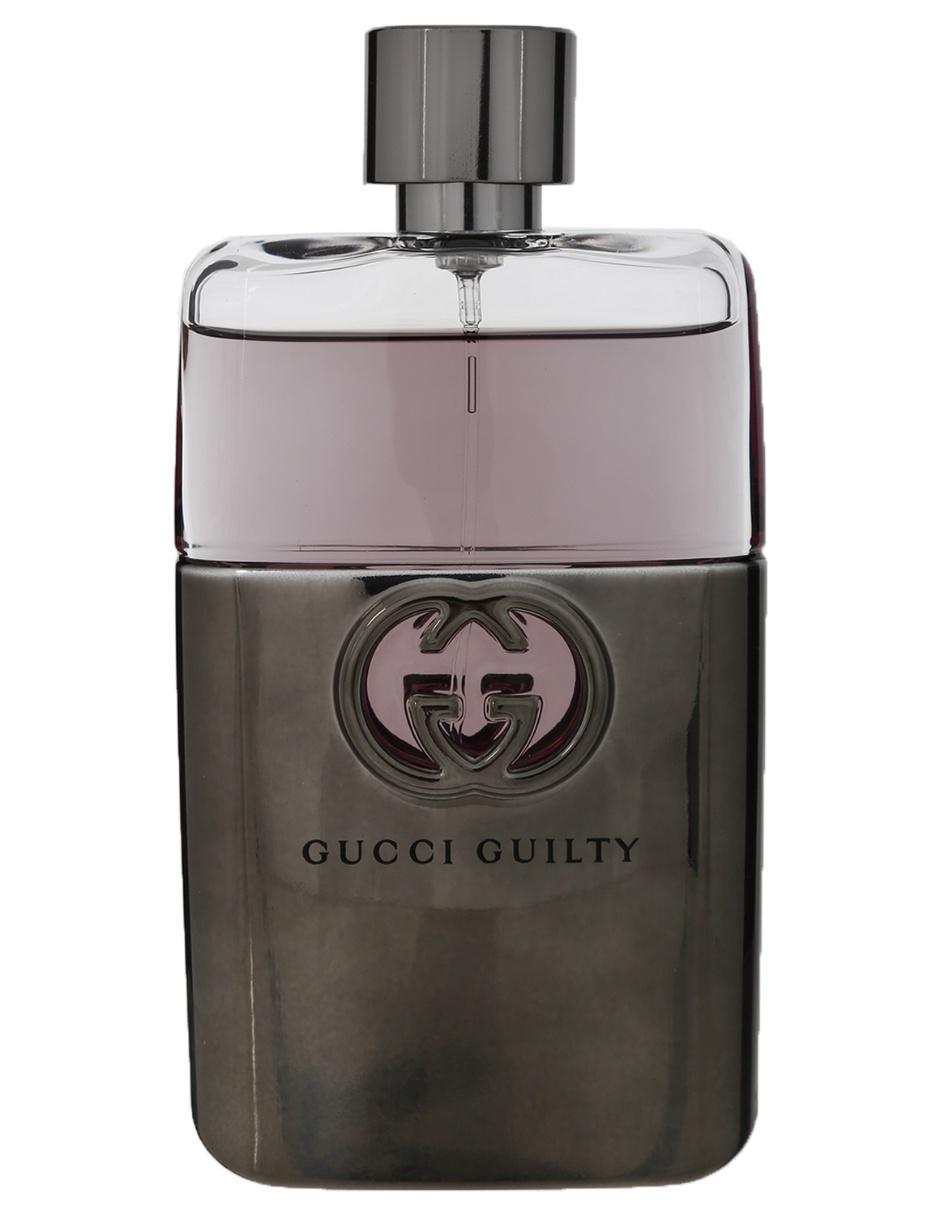 fc03d9e25 Fragancia para caballero Gucci Guilty 90 ml Eau de Toilette