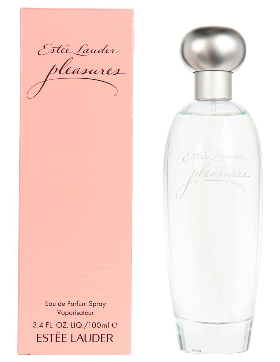 Fragancia Para Dama Este Lauder Pleasures 100 Ml Eau De Parfum Estee Intense For Women Edp 100ml